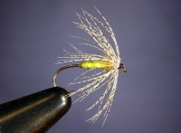 SOFT HACKLE PARTRIDGE & YELLOW VERSION