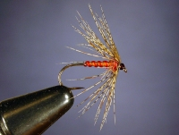 BROWN SOFT HACKLE