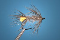 DOUBLE SOFT-HACKLE